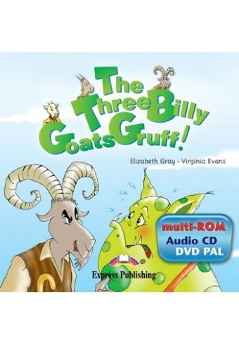 The Three Billy Goats Gruff. Multi-ROM