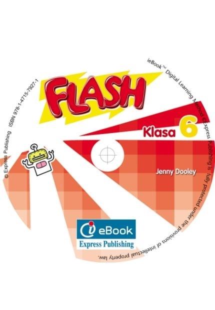 Flash Klasa 6. Interactive eBook (Podręcznik cyfrowy)