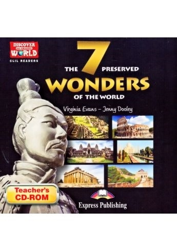 The 7 Preserved Wonders of the World. Teacher's CD-ROM