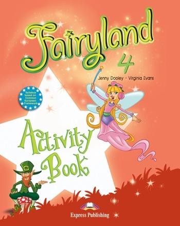 Fairyland 4. Activity Book