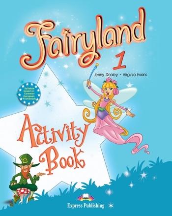 Fairyland 1. Zeszyt ćwiczeń papierowy