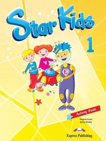 Star Kids 1. Activity Book