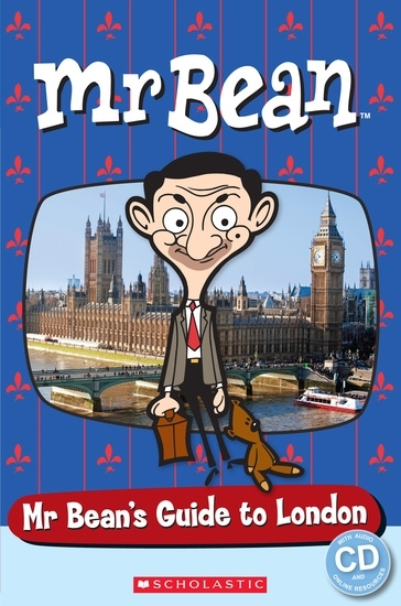 Mr Bean's Guide to London. Reader + Audio CD
