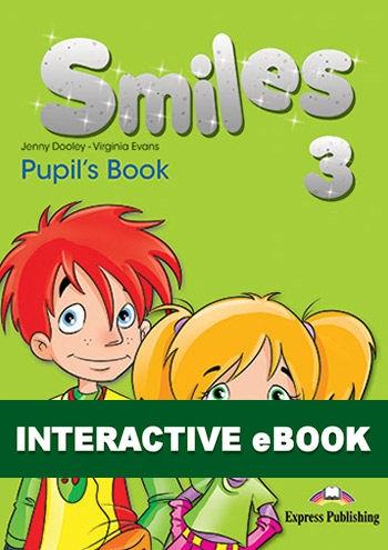 Smiles 3. Podręcznik cyfrowy Interactive eBook (kod)