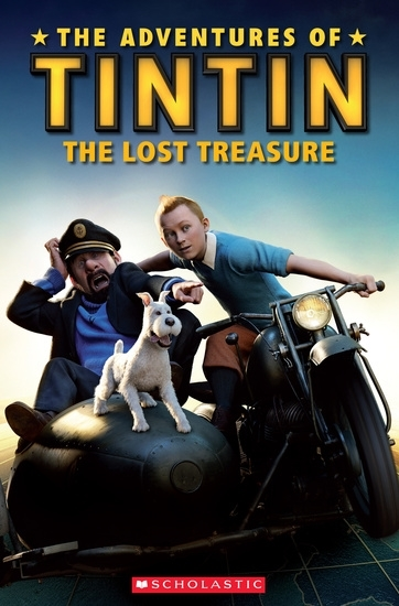 The Adventures of Tintin: The Lost Treasure. Reader + Audio CD