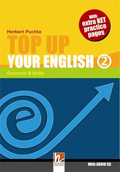 TOP UP Your English! 2 (książka + Audio CD)