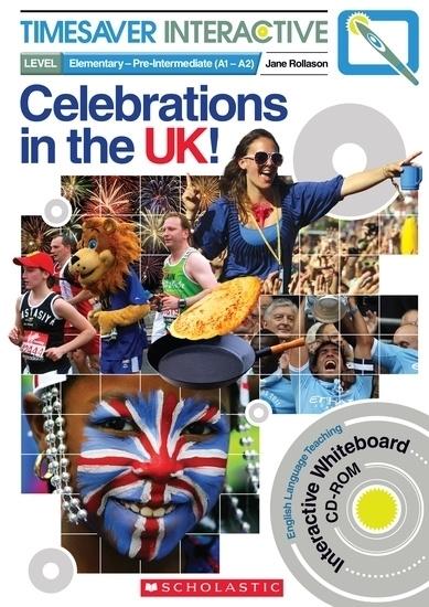 Celebrations in the UK (Teacher's Book + CD-ROM)