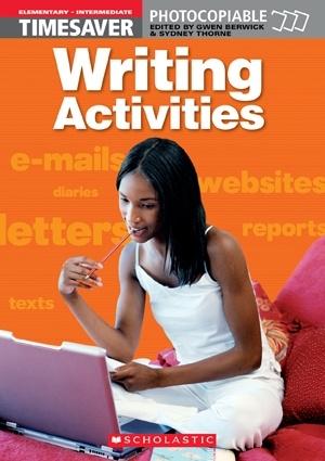 English Timesavers: Writing Activities