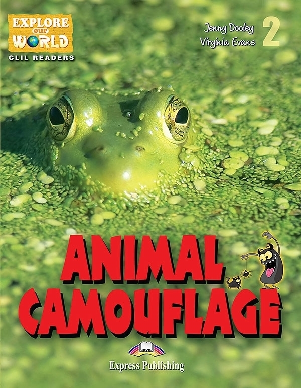 Animal Camouflage. Reader + APP