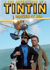 The Adventures of Tintin: Danger at Sea. Reader + Audio CD
