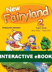 New Fairyland 2. Podręcznik cyfrowy Interactive eBook (płyta)