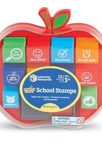 Pretend & Play: School Stamps