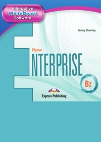 New Enterprise B2. IWS (edycja międzynarodowa) (płyta)