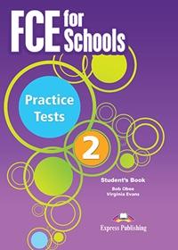 FCE for Schools 2 Practice Tests. Książka ucznia papierowa + DigiBook (kod)