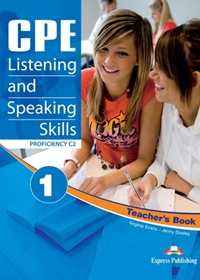 CPE Listening & Speaking Skills 1. Teacher's Book + kod DigiBook
