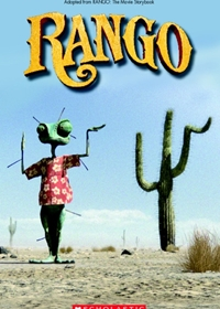 Rango. Reader + Audio CD