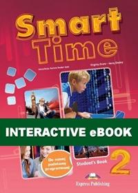 Smart Time 2. Podręcznik cyfrowy Interactive eBook (płyta)