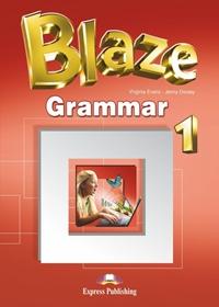 Blaze 1. Grammar Book (Podręcznik do gramatyki z ćwiczeniami)