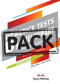 B1 Preliminary for Schools Practice Tests. Teacher's Book + kod DigiBook