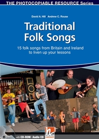 Traditional Folk Songs (książka + CD-ROM/Audio CD)