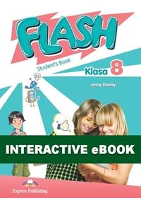Flash Klasa 8. Podręcznik cyfrowy Interactive eBook (kod)