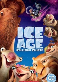 Ice Age: Collision Course. Reader + Audio CD
