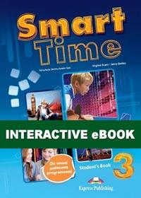 Smart Time 3. Smart Time 3. Podręcznik cyfrowy Interactive eBook (płyta)