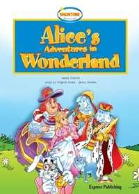 Alice's Adventures in Wonderland. Reader + APP
