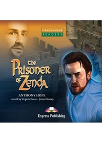 The Prisoner of Zenda. Audio CD