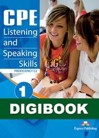 CPE Listening & Speaking Skills 1. Książka ucznia cyfrowa DigiBook (kod)
