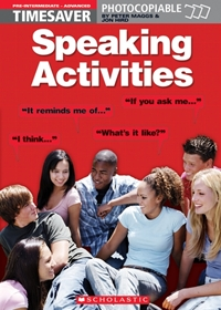 English Timesavers: Speaking Activities