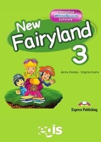 New Fairyland 3. Interactive Whiteboard Software (płyta)