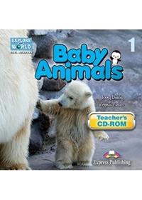 Baby Animals. Teacher's CD-ROM