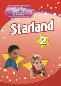 Starland 2. Interactive Whiteboard Software (płyta)