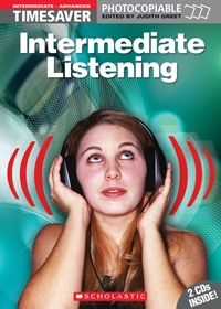 English Timesavers: Intermediate Listening (książka + 2 płyty Audio CD)