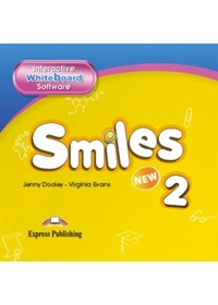 New Smiles 2. Interactive Whiteboard Software (płyta)