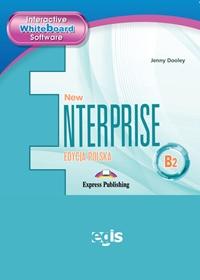New Enterprise B2. IWS (edycja polska) (płyta)