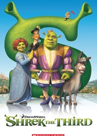 Shrek the Third. Reader + Audio CD
