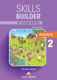 Skills Builder MOVERS 2 New Edition 2018. Student's Book