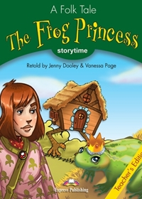 The Frog Princess. Teacher's Edition