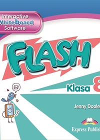 Flash Klasa 8. Interactive Whiteboard Software (płyta)