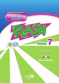 Flash Klasa 7. Interactive Whiteboard Software (płyta)