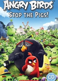 Angry Birds: Stop the Pigs!. Reader + Audio CD (Poziom: 2)