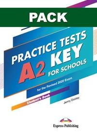 A2 Key For Schools Practice Tests. Książka ucznia papierowa + DigiBook (kod)