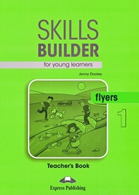 SKILLS BUILDER FLYERS 1 NEW EDITION. TEACHER'S BOOK