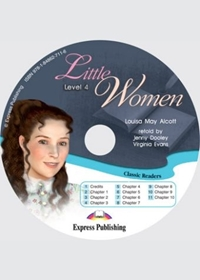 Little Women. Audio CD