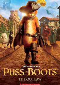 Puss-in-Boots: The Outlaw. Reader + Audio CD