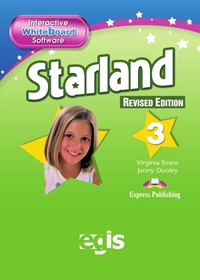 Starland 3 Revised Edition. Interactive Whiteboard Software (płyta)