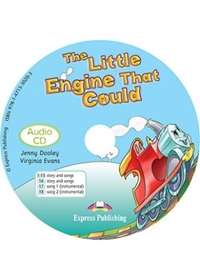 The Little Engine That Could. Audio CD + DVD