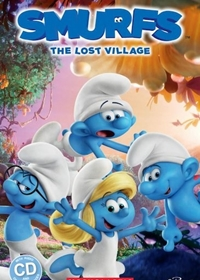 The Smurfs: The Lost Village. Reader + Audio CD